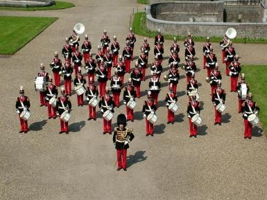 Trommel- en Klaroenkorps Sainte Cécile