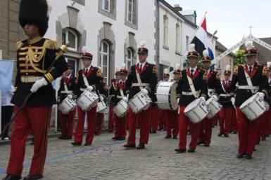 trommel- en Klaroenkorps